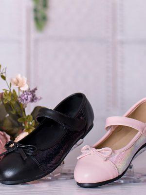 کفش دخترانه پولکی